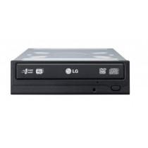 LG Napęd DVD RW GH24NSD1 wewnętrzny black bulk SATA (bez soft)
