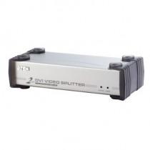 Aten Video Spliter DVI + Audio 2 portowy