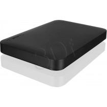 Toshiba Dysk zewnętrzny Canvio Ready HDTP210EK3AA (1 TB; 2.5 ; USB 3.0; 5400 obr/min; kolor czarny)