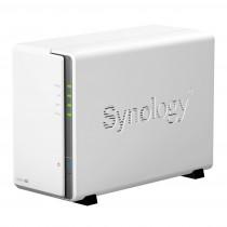Synology DS216se 2-Bay SATA 3G, 256M RAM, 1x GbE LAN, 2x USB 2