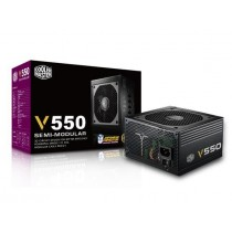 Cooler Master zasilacz V550 Semi-modular 550W, 80 Plus Gold