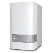 Western Digital NAS WD My Cloud Mirror, RAID, 6TB, 10/100/1000 Mb/s, biały