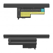 Qoltec Bateria do laptopa Long Life Lenovo ThinkPad X60 | 14.4-14.8V | 4400mAh