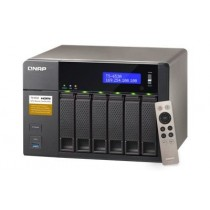 QNAP TS-653A-4G 6x0HDD 4GB 1.6GHZ 4xLAN USB3.0