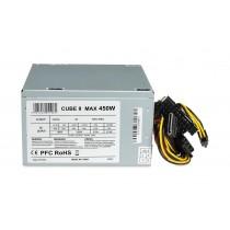 I-BOX ZASILACZ I-BOX CUBE II ATX 450W 12 CM FAN