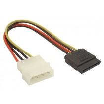Gembird kabel do dysków Serial ATA zasilający MOLEX
