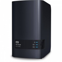 Western Digital WD My Cloud EX2 Ultra 8TB 3,5'' USB3.WDBVBZ0080JCH-EESN