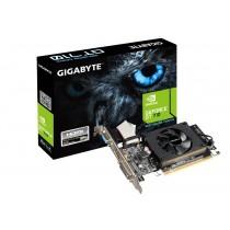 Gigabyte KARTA GRAFICZNA PCIE GT710 2048DDR3/64B DVI/D-SUB/HDMI