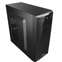 Aerocool PGS CS-1101 BLACK Obudowa ATX, USB 3.0, bez zasilacza