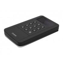 Zalman Kieszeń zewnętrzna HDD SATA 2.5 USB 3.0 (szyfrowanie, wyświetlacz LED)
