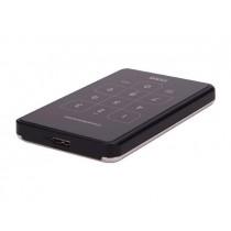 Zalman Kieszeń zewnętrzna HDD SATA 2.5 USB 3.0 (szyfrowanie, wyświetlacz LED)cza