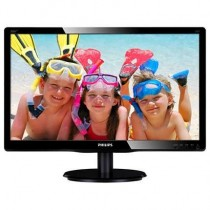 Philips Monitor 200V4LAB2/00, 19.5'', 1600x900, D-Sub, DVI
