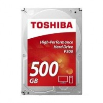 Toshiba HDD P300 500GB 3.5' S3 7200rpm 64MB bulk