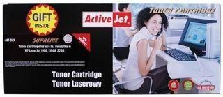 ActiveJet Toner ATH-92N (zamiennik Canon HP 92A EP-22 C4092A; Supreme; 3100 stron; czarny)