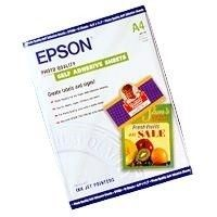 Papier Epson Photo Quality self-adhesive (matowy, 167g, A4, 10szt.)