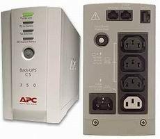 APC Zasilacz Back UPS/350VA Offline