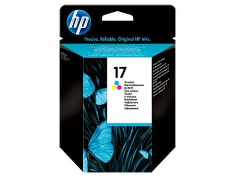 HP No 17 kolor [C6625AE] 15ml
