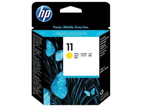 HP Głowica drukująca nr 11 Żółty C4813A