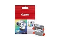 Canon Atrament Tusz/ i70 BCI-15 Color 2pack 100str