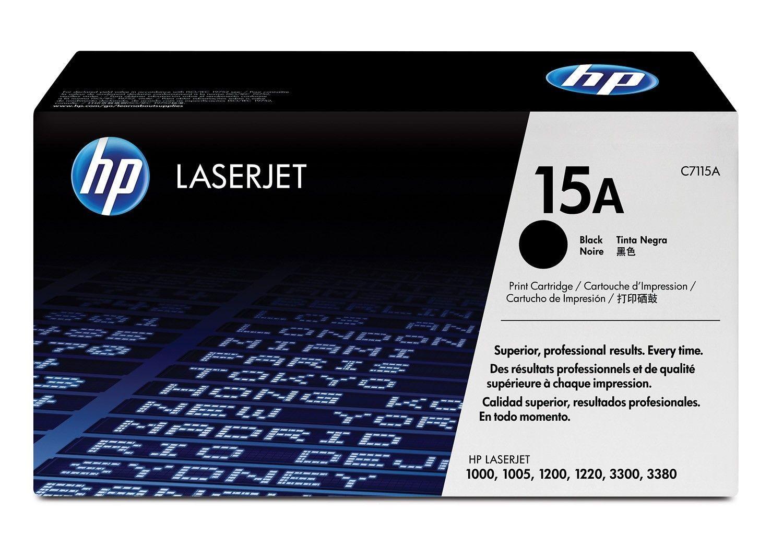 HP Toner 15A Czarny 2.5k C7115A