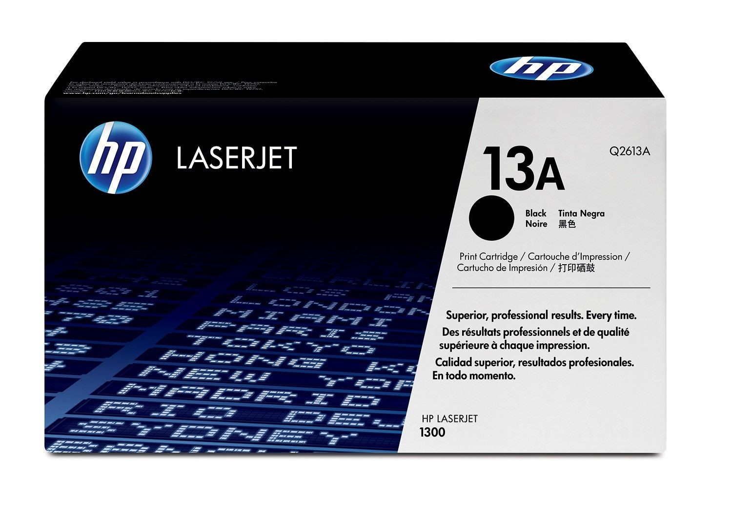 HP Toner HP black | 2500str | LaserJet1300
