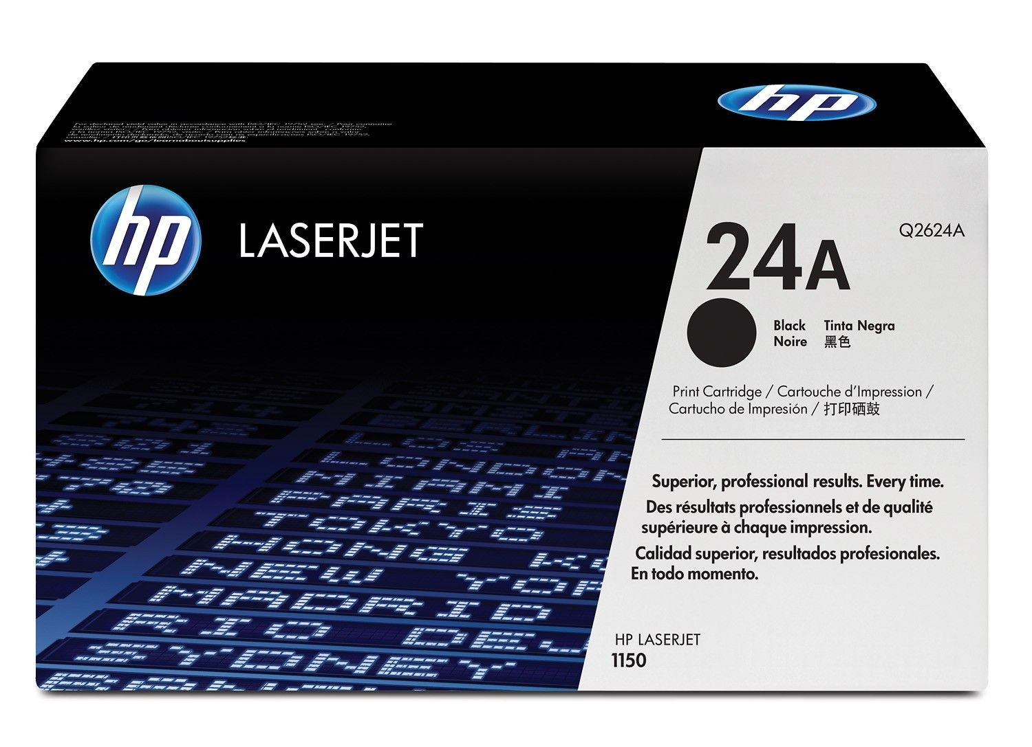 HP Toner HP black | 2500str | LaserJet1150
