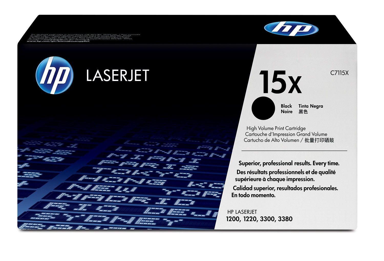 HP Toner HP black | 3500str | LaserJet1200/1220,3300mfp