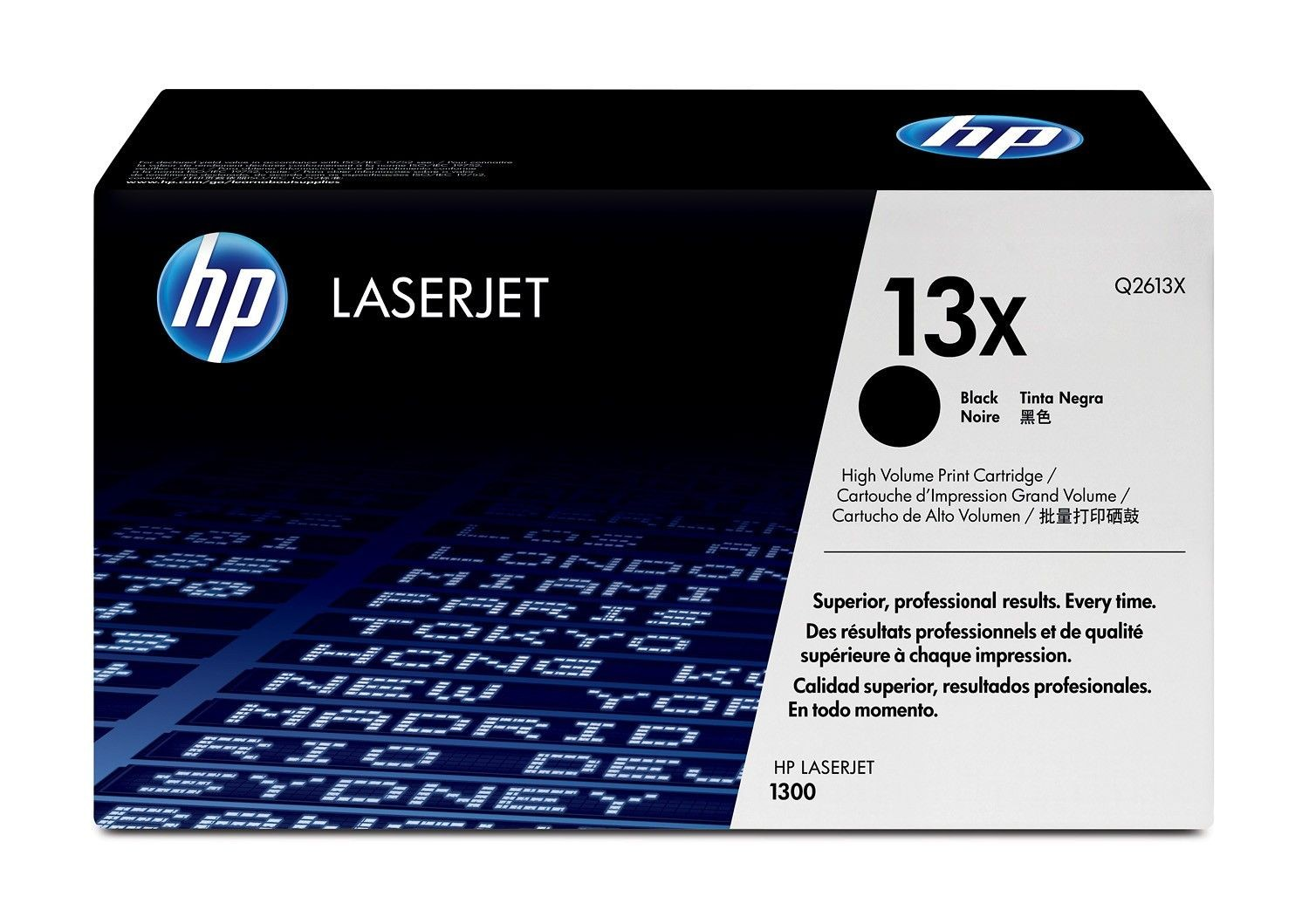 HP Toner HP black | 4000str | LaserJet1300
