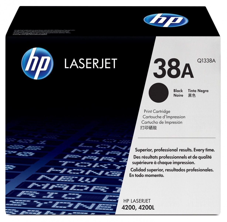 Toner HP czarny Q1338A [ 12000 stron, LaserJet 4200 ]