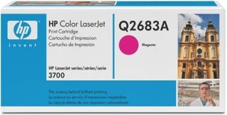 Toner HP magenta Q2683A [ 6000 str., Color LaserJet 3700 ]