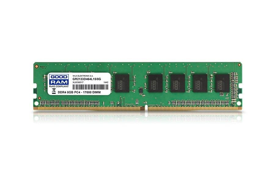 GoodRam Pamięć DDR4 8GB 2133MHz CL15 1.2V