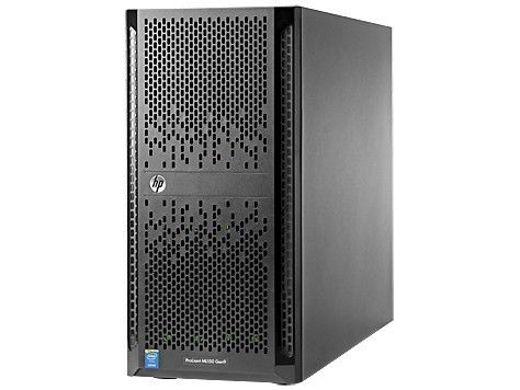 HP HPE PL ML150G9 E5-2609v4 8G B140i r5 HP 4LFF 550W noDVD 3-1-1