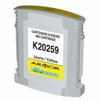 Armor tusz do HP Officejet K550 yellow HC 20ml (C9393A)