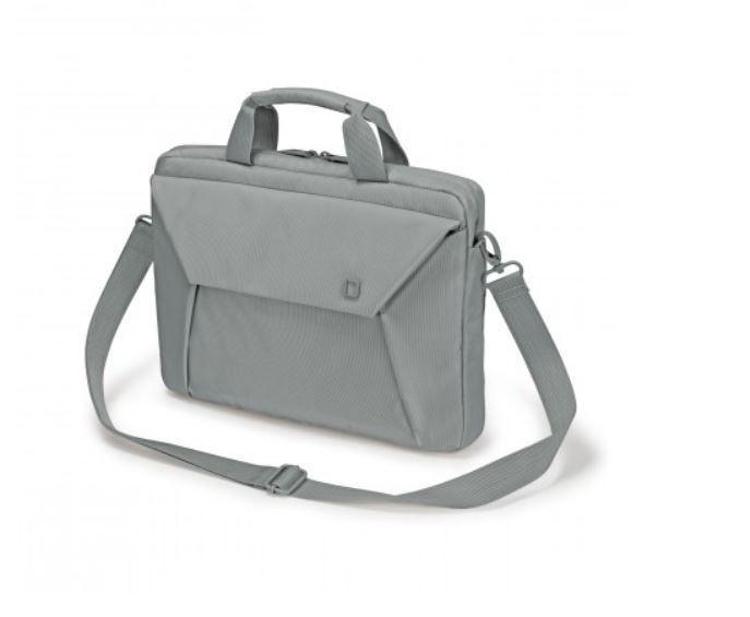 Dicota Slim Case Edge 10 - 11.6 grey szara torba na notebook