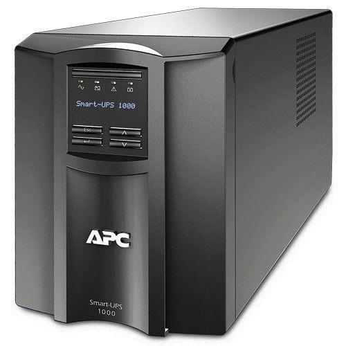 APC Zasilacz awaryjny UPS APC SMT1000I Smart-UPS 1000VA LCD 230V, RS-232, USB