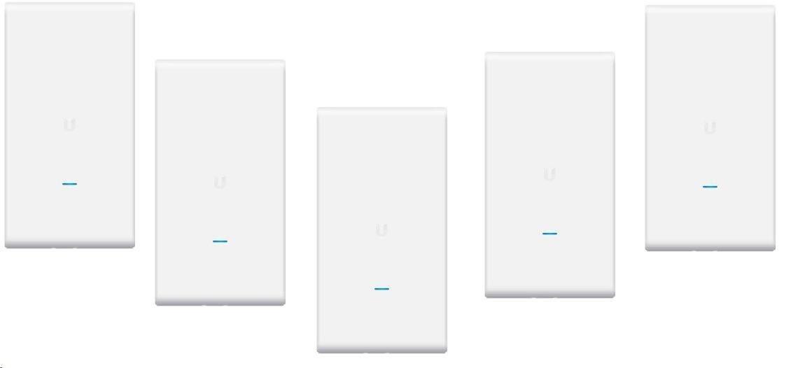 Ubiquiti Networks Punkt dostępu AC MESH PRO AP 5 sztuk UAP-AC-M-PRO-5