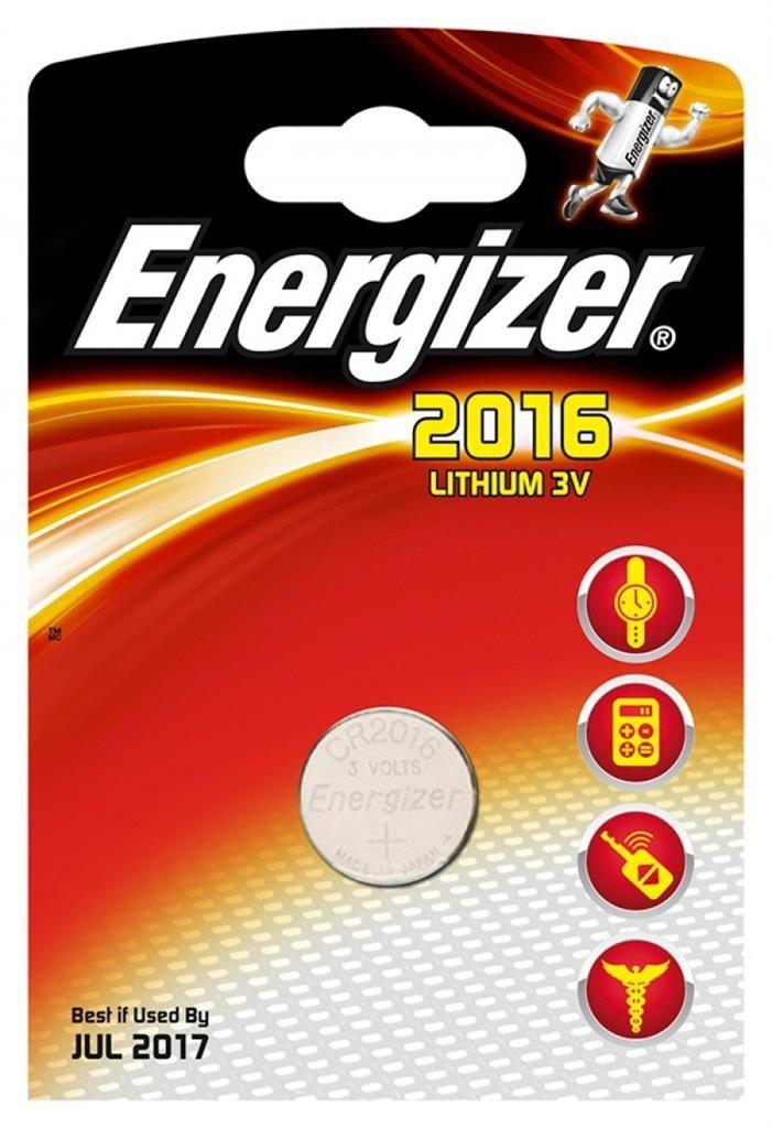Energizer Bateria specjalistyczna ENERGIZER, CR2016, 3V