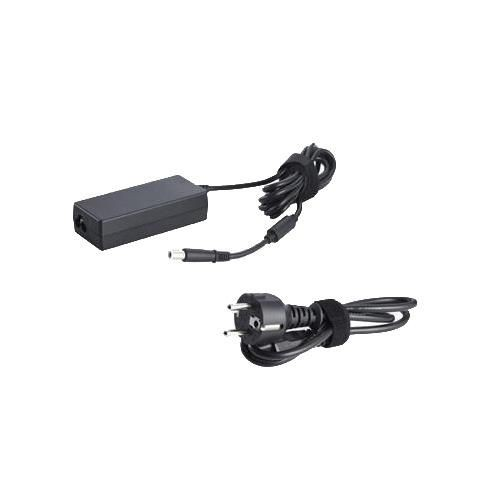 Dell European 65W AC Adapter with power cord