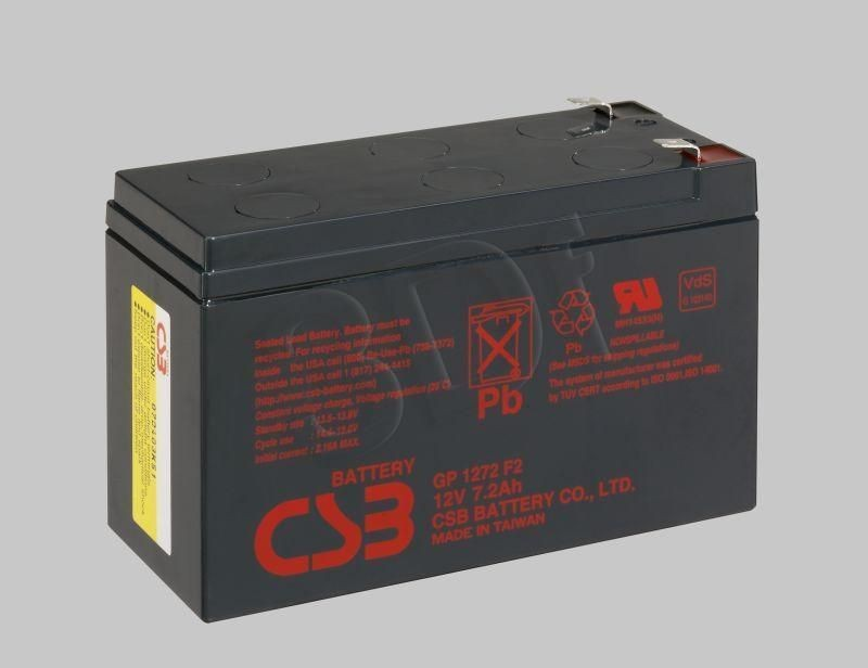 CSB Akumulator Do Ups GP1272F2 ( 12V 7200mAh )