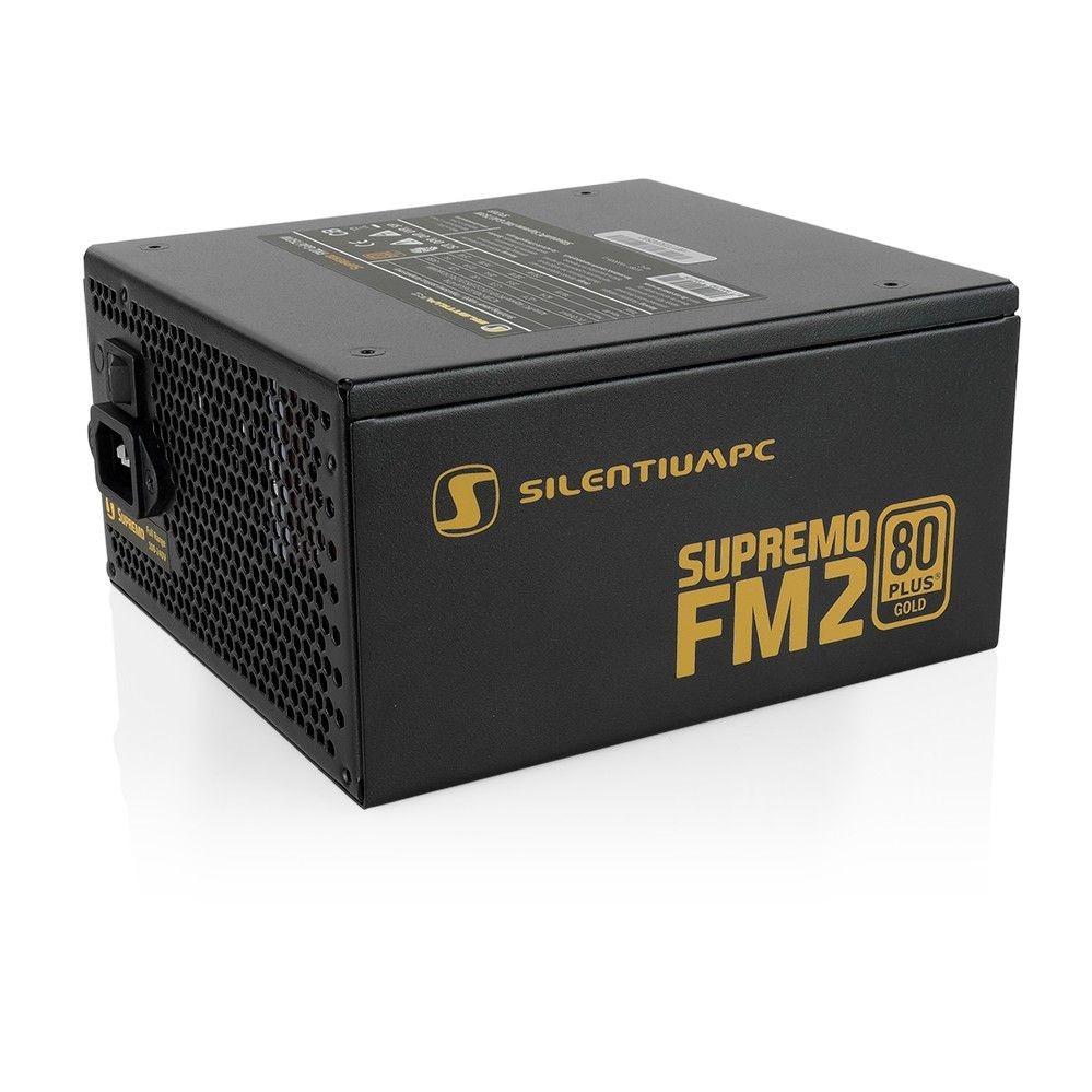 SilentiumPC Supremo FM2 Gold 750W Modular