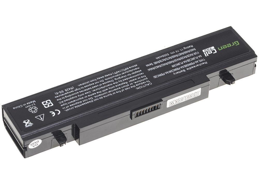 Green Cell Bateria PRO do Samsung R519 11,1V 5,2Ah