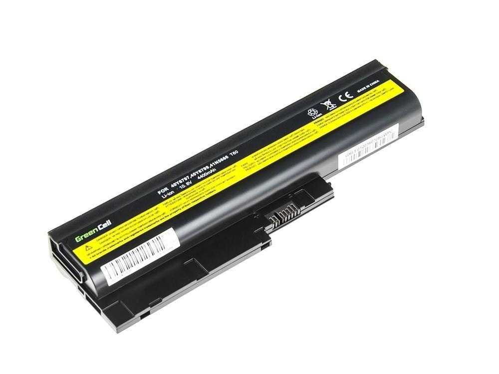 Green Cell Bateria do Lenovo T60 11,1V 4400mAh