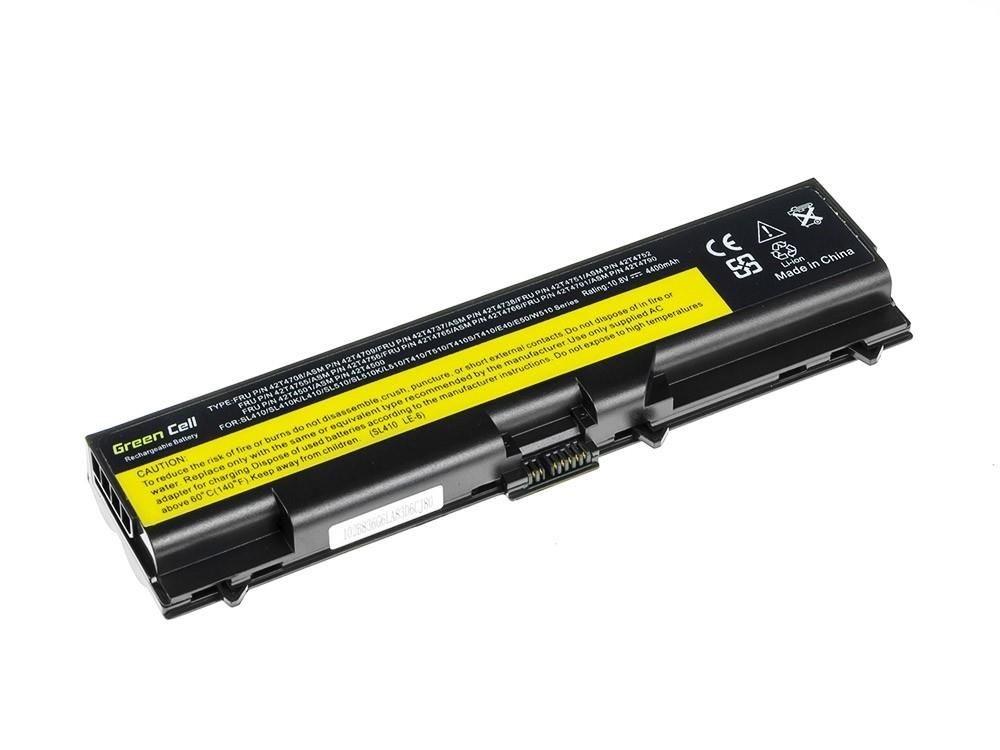 Green Cell Bateria do Lenovo T410 11,1V 4400mAh