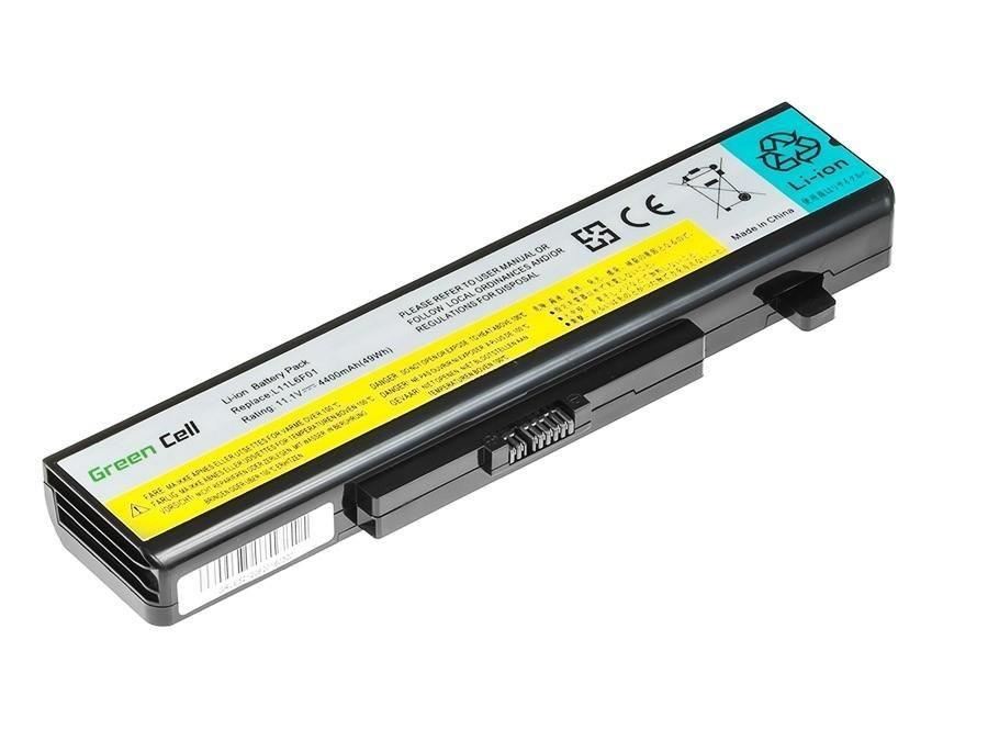Green Cell Bateria do Lenovo Y480 11,1V 4400mAh
