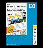 HP Papier/Matte A4 100sh f inkjet