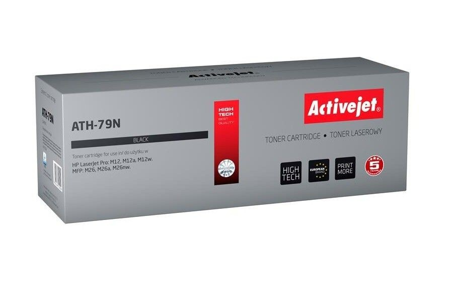 ActiveJet Toner ATH-79N (zamiennik HP 79A CF279A; Supreme; 2000 stron; czarny)
