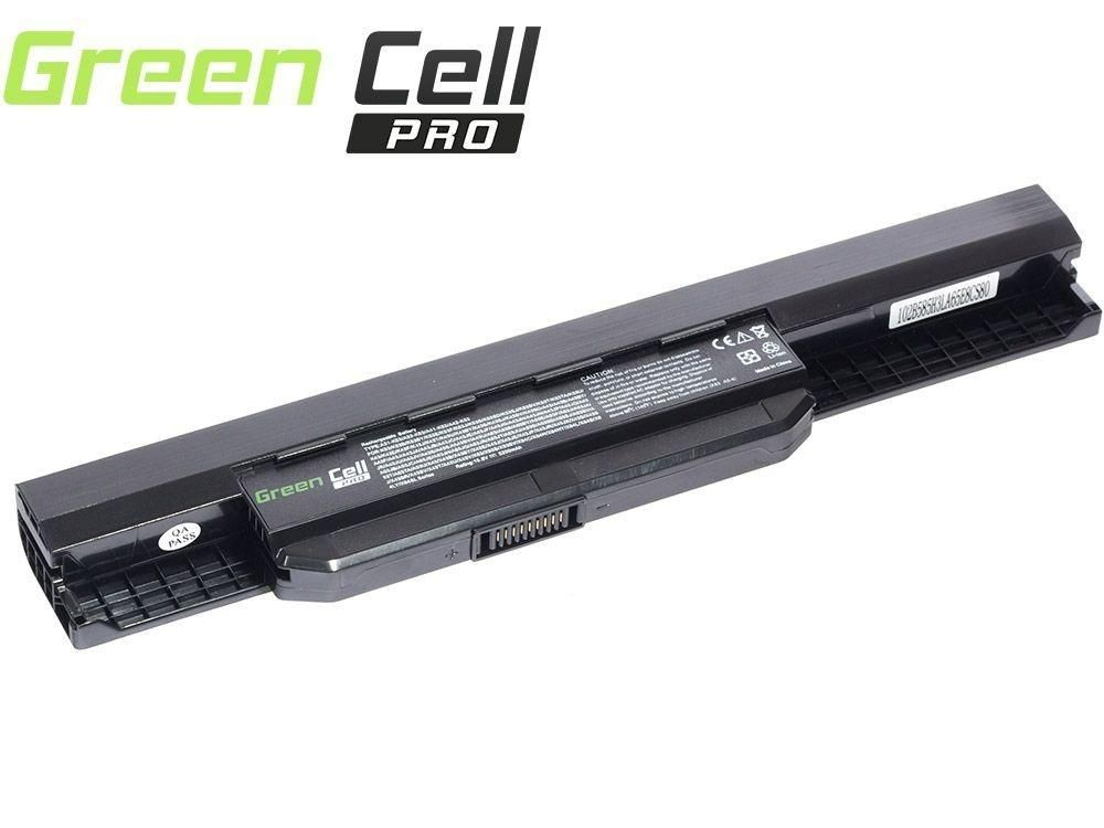 Green Cell Bateria PRO do Asus A31-K53 X53S X53T K53E 6 cell 11,1V