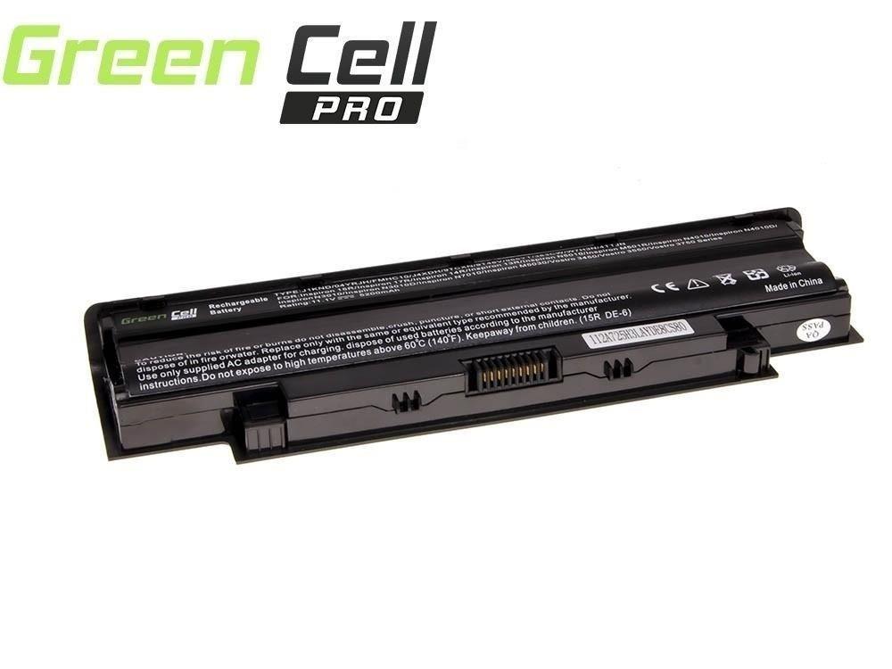 Green Cell Bateria PRO do Dell N3010 J1KND 11,1V 5,2Ah
