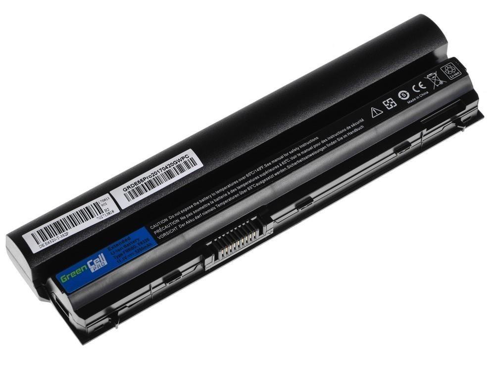 Green Cell Bateria PRO Dell E6220 11,1V 5,2Ah
