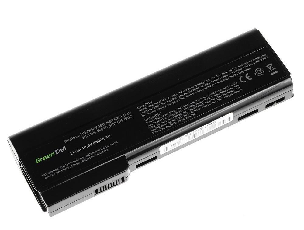 Green Cell Bateria do HP 8460p 11,1V 6600mAh